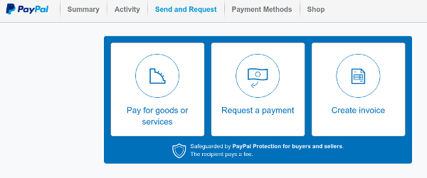 How To Request Money And Send Invoice Through Paypal
