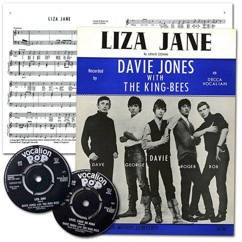 davie-jones-1st-record
