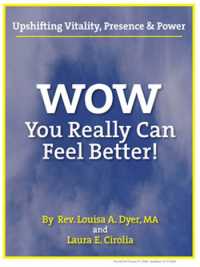 WOW Processing Energy Psychology with Rev. Louisa Dyer