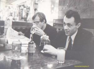 Michel Rocard en campagne en 1969 dans notre circonscription