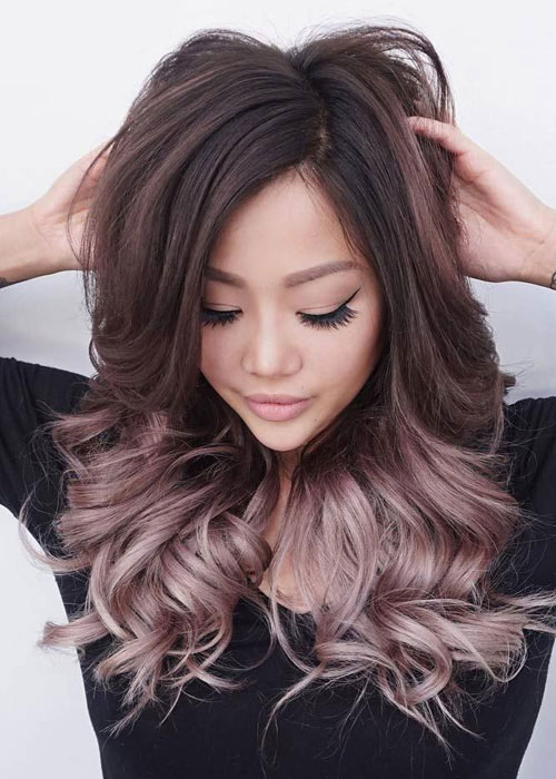 Best Ombre Hairstyles   Blonde  Red  Black and Brown Hair   Love Ambie Brown to Blonde Ombre Hair Color
