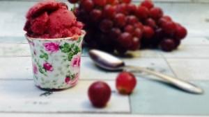 grape sorbet