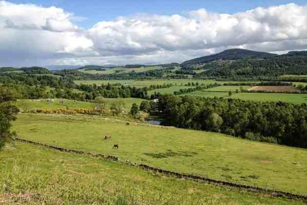 5 favourite: campsites in scotland