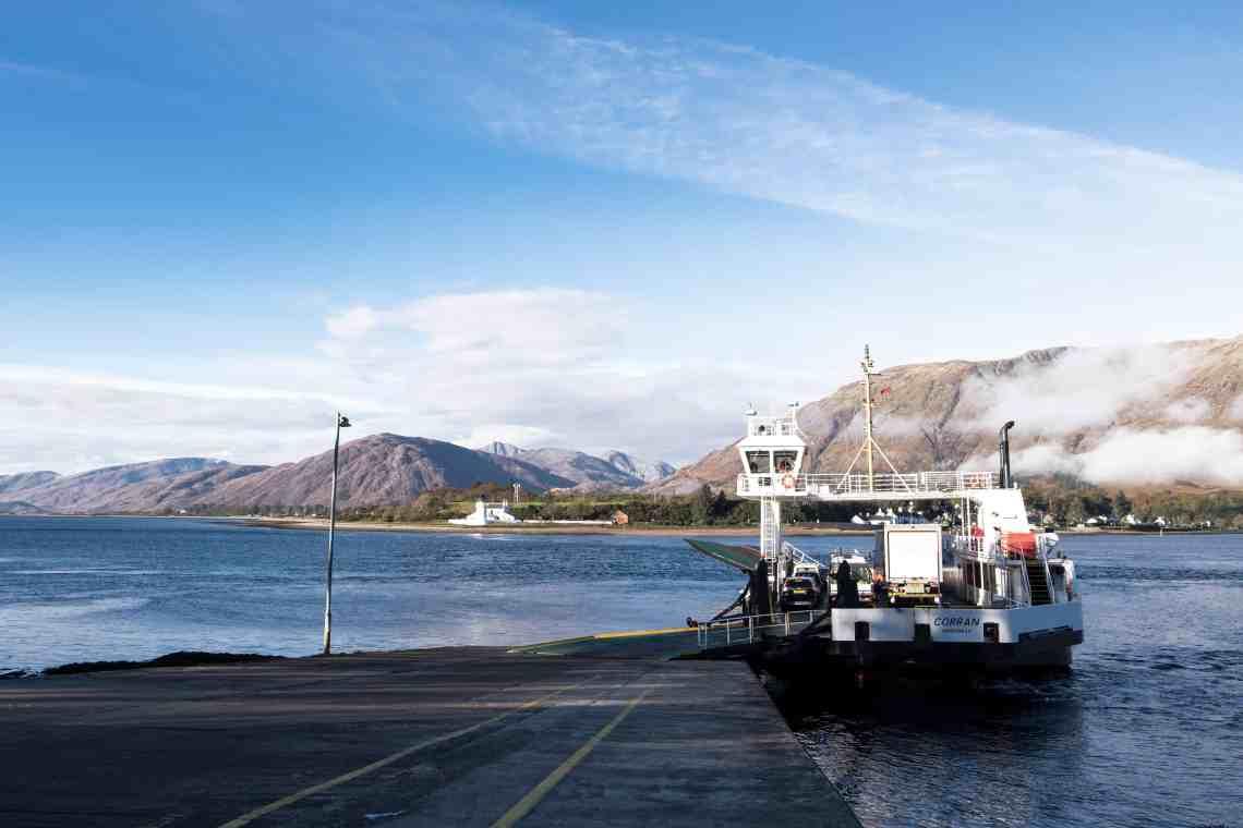 Ardgour Estate Corran Ferry