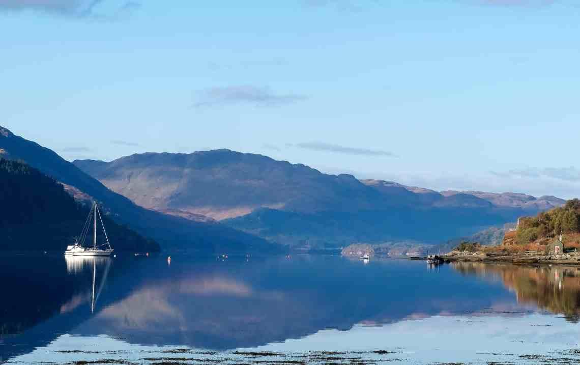 Loch Sunart, Ardnamurchan