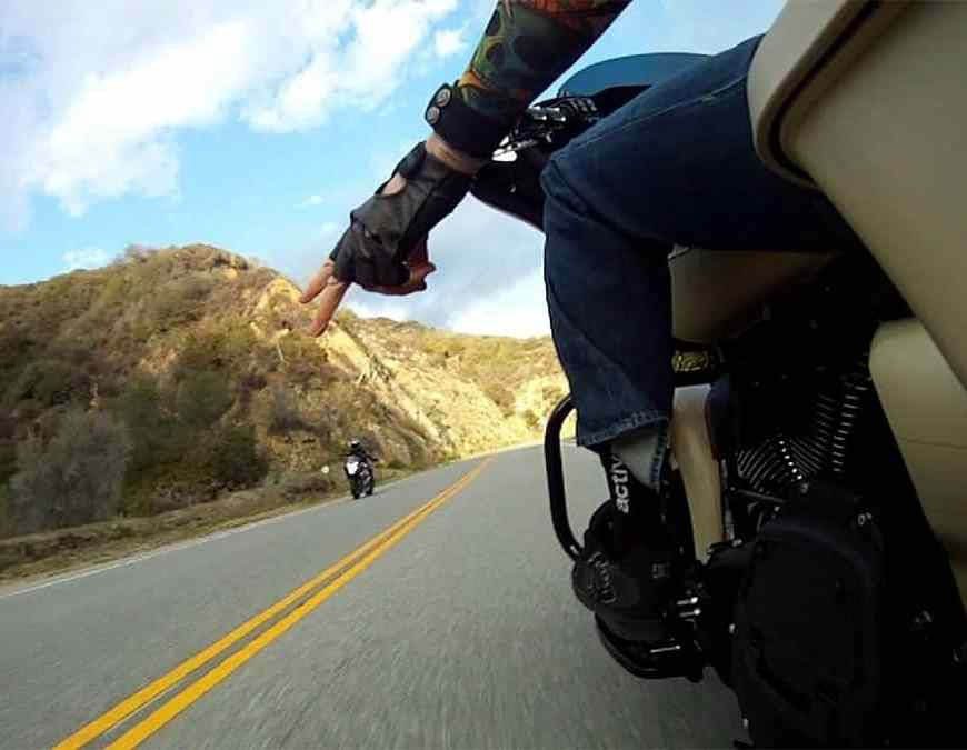 Motorbike traditions