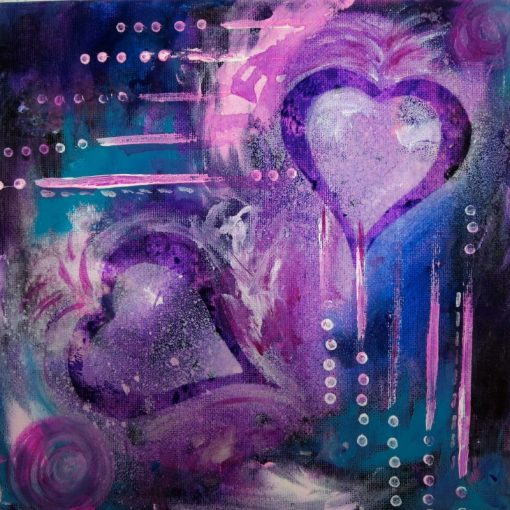 Heart Art Intuitive LoveHug