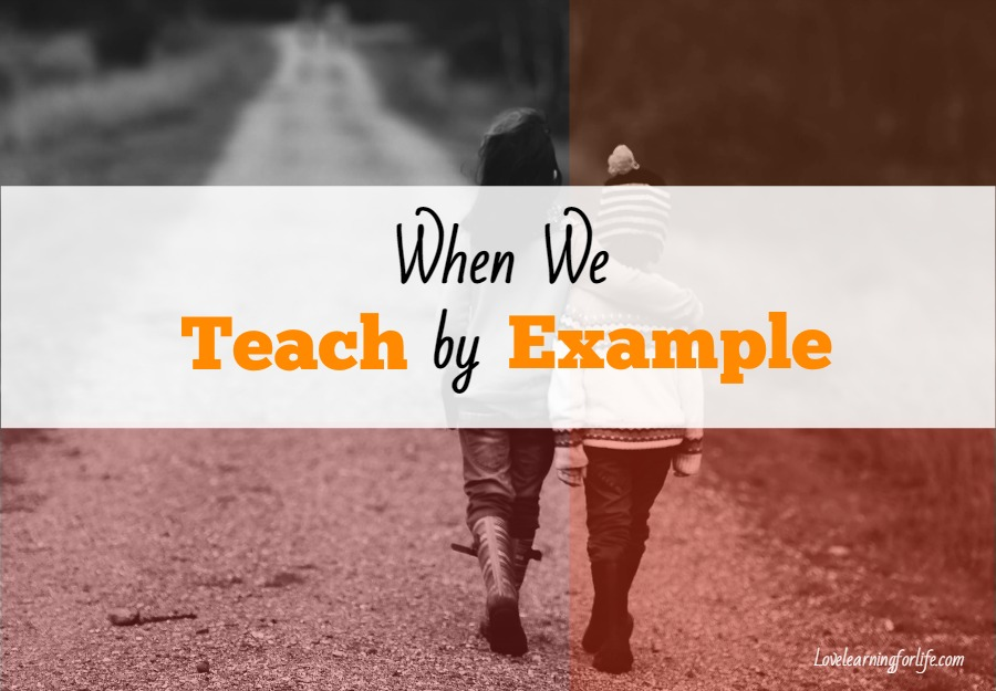 When We Teach by Example