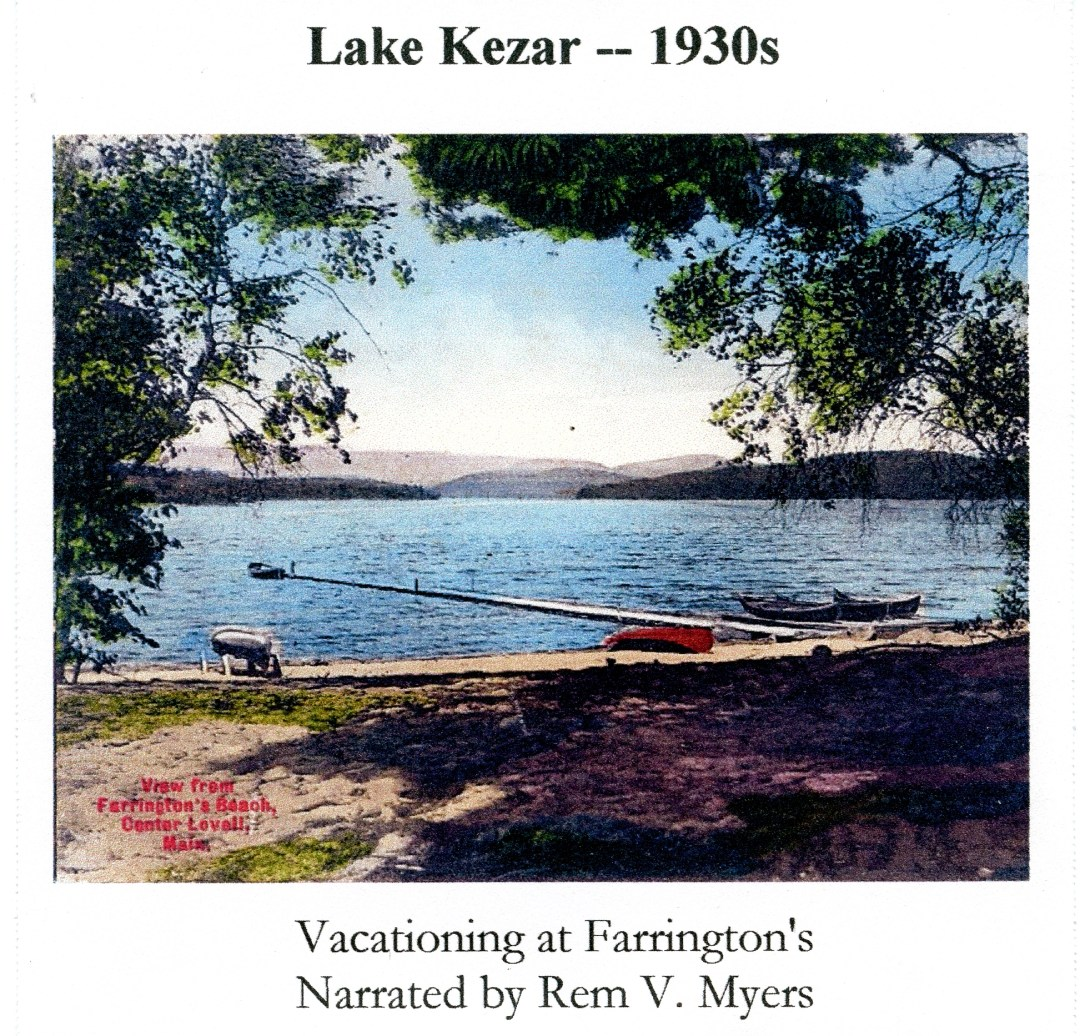 Lake Kezar - 1930s DVD