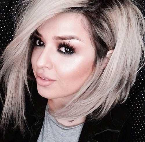 20 Chic Short Medium Hairstyles for Women of 32 by John