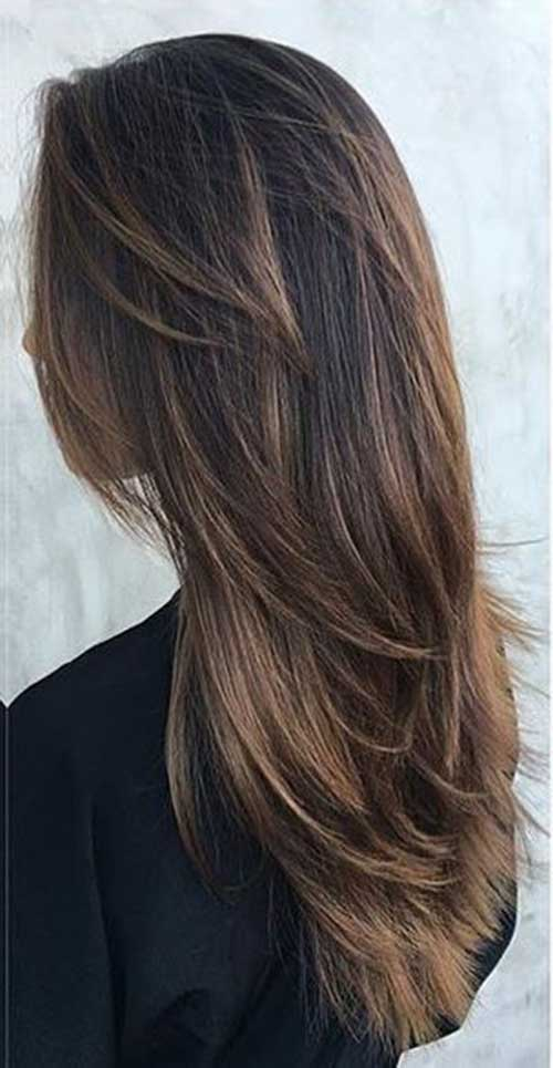 Today's Most Popular Balayage Ombre Hair Colors of 8 by Shawn