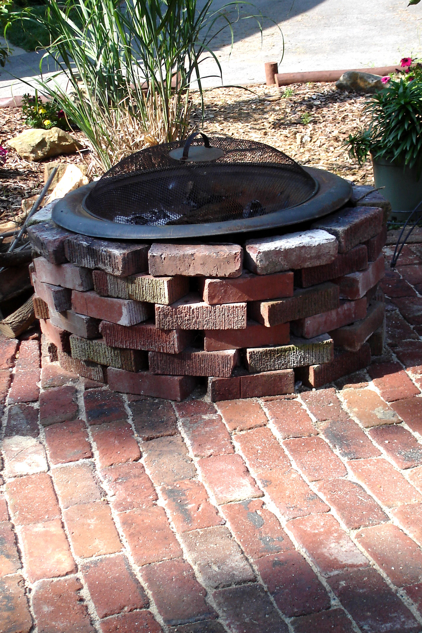 Brick Firepit Top Result 52 Luxury Brick Fire Pit Ideas