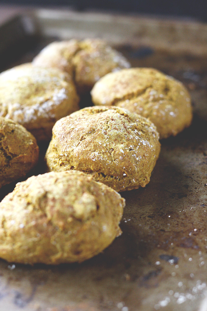 Kabocha Biscuits