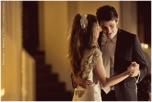 Inspirational Wedding Photography & Beautiful Johanna Johnson Bride…