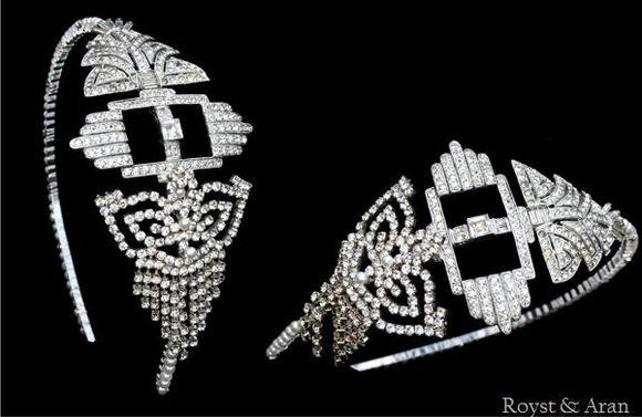 Royst & Aran, Original Vintage Bridal Headpieces & Accessories ∼ Sponsor Welcome…