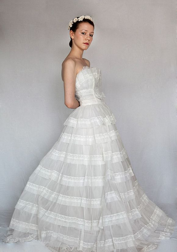 Heavenly Vintage Brides… | Love My Dress® UK Wedding Blog