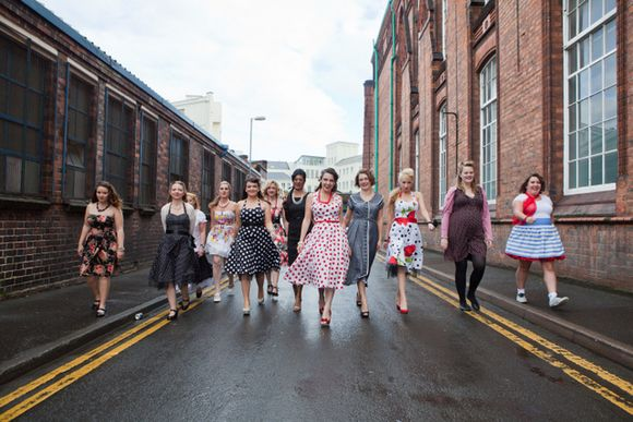 The Vintage Hen House ~ Goodbye 'L' Plates, Hello Fantastically Vintage Inspired Hen Parties!  …. + Discounts for Love My Dress Readers!