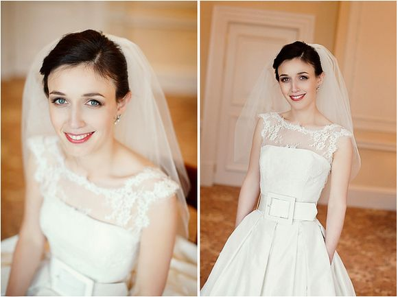 A Spring Green and Stylish Jewish Wedding at the Savoy Hotel…