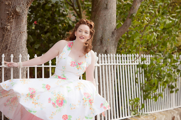 A 1950's Inspired Love Shoot…
