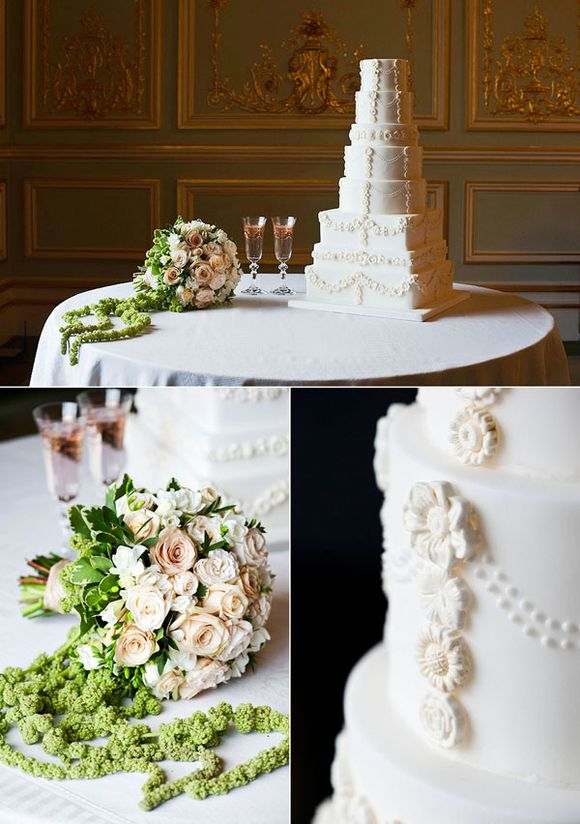 Wedding Cakes by Janet Mohapi Banks ~ The 2012 Collection…