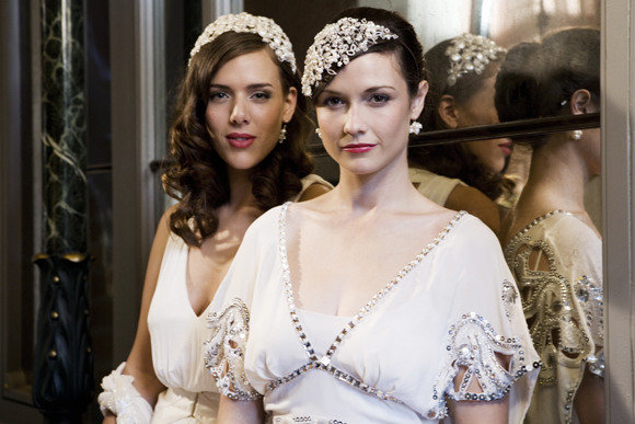 Win A Hermione Harbutt Handmade Bridal Headpiece Valued Up To £1000….