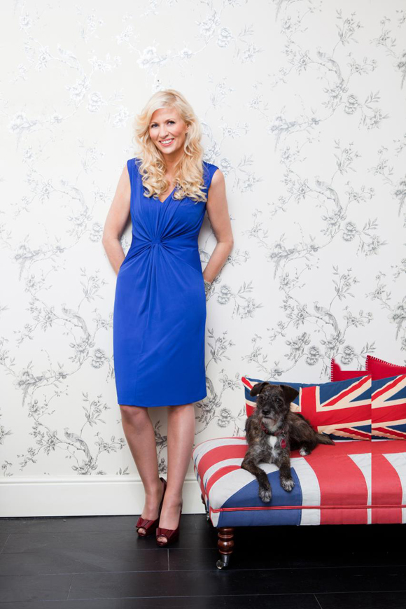 Inspirational Women in Business #4 ~ Kirstie Taylor of Flo & Percy + 15% Discount For All Readers…