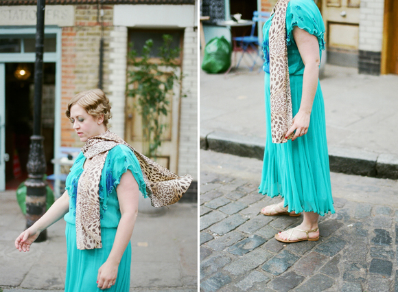 A Personal Photoshoot on Columbia Road, East London…