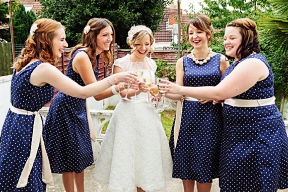 Jukebox, Joy and Origami Paper Boats for a Bonny Budget Wedding…