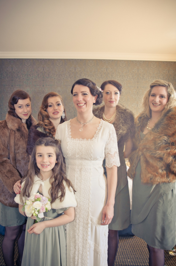 A Charlotte Casadejus Lace Wedding Dress for a Local London Wedding…