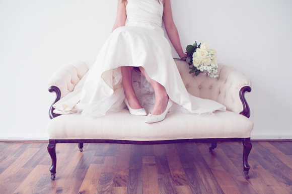 New Vintage Inspired Wedding Shoes by Rachel Simpson, Photographed by Emma Case…