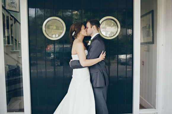 Sail Away With Me ~ A Beach Blue, Harbour-side, Nautical Style Wedding…
