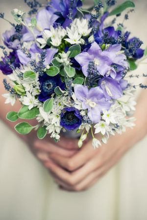 The Very Best of Homegrown British Wedding Flowers ~ A Floral Tale…