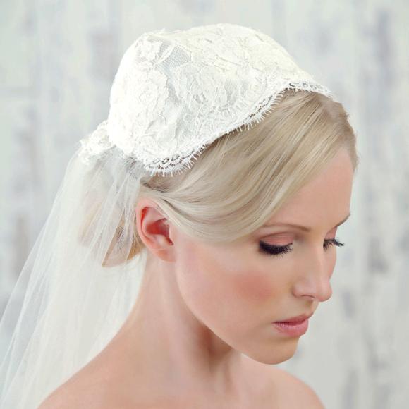 Donna Crain ~ Vintage Inspired Juliet Cap Veils, Wedding Accessories and Jewellery…