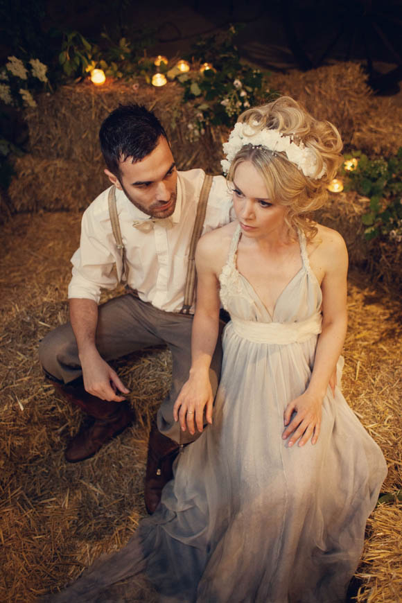 Liliia ~ Beautiful Wedding Dresses Inspired By Folklore, Fairytales and Nature…