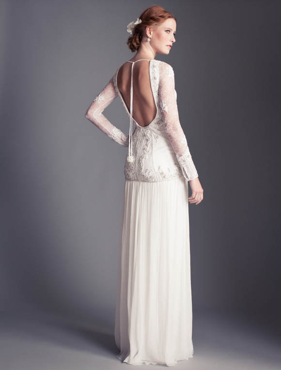 The Temperley Bridal Florence 2013 Collection ~ Elegance and Sophistication Inspired by Film Noir Screen Sirens…