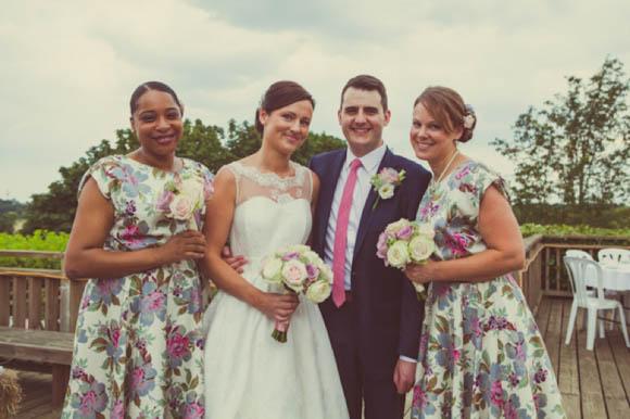 Faith and Love ~ A Vintage Afternoon Tea Party Wedding…