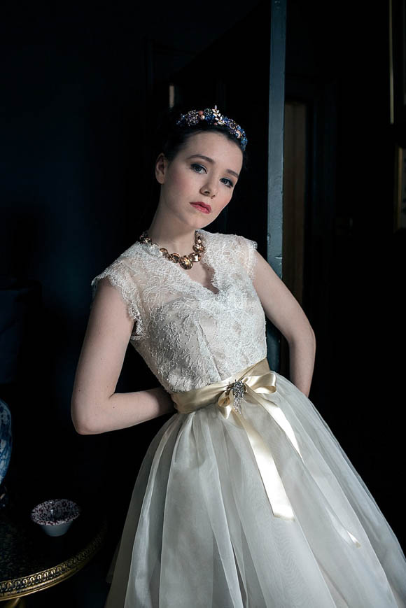 *Sneak Preview* The Heavenly Collection – Vintage Reproduction Wedding Dresses by Heavenly Vintage