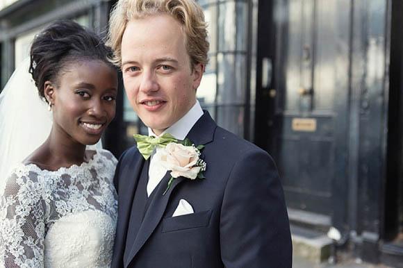 A Tara Keely Wedding Dress for a Fun and Lively St Pancras London Wedding…