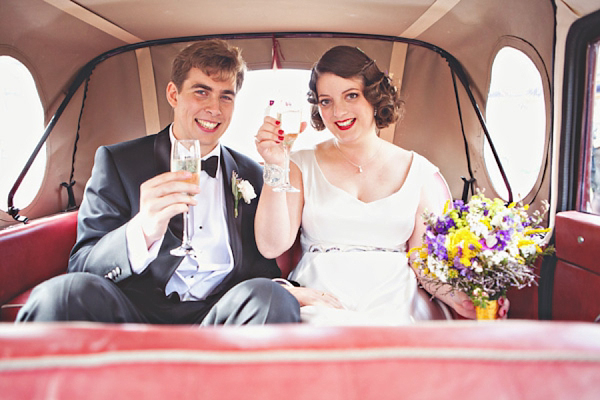 A 1920s and 1930s American Literature and Gold Age of Hollywood Inspired Wedding