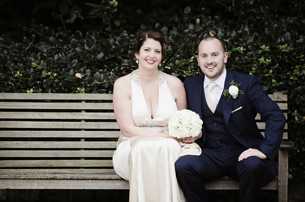 A 1940's Old Hollywood Glamour Inspired Wedding At The Connaught Hotel, Mayfair