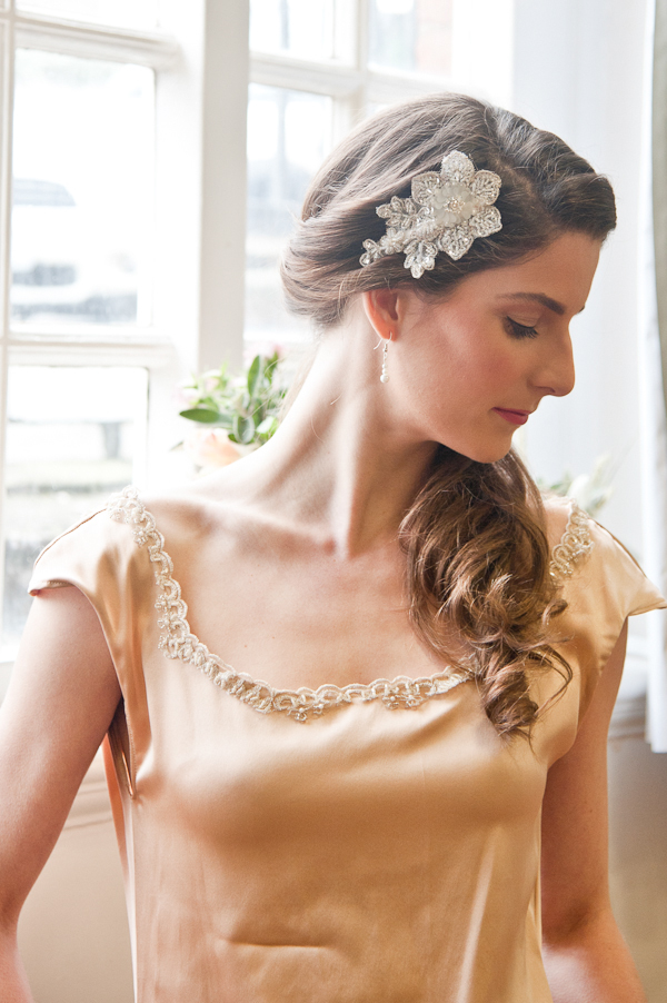 Connie and Dolly Sweetpea Collection ~ Bridal Accessories with Vintage Flair