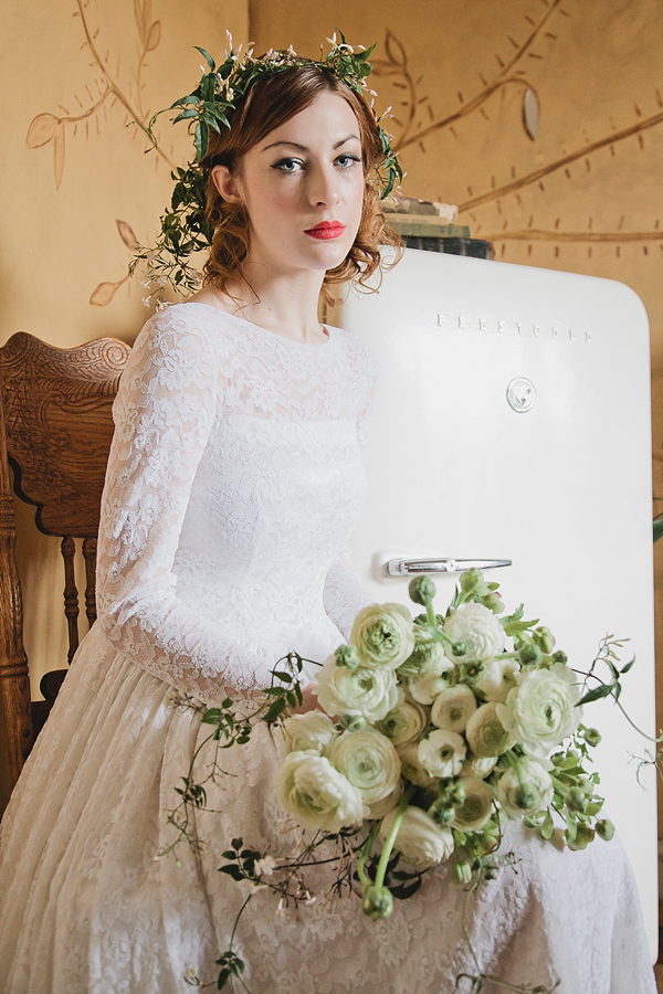 Exquisite Original Vintage Wedding Dresses in the North East UK