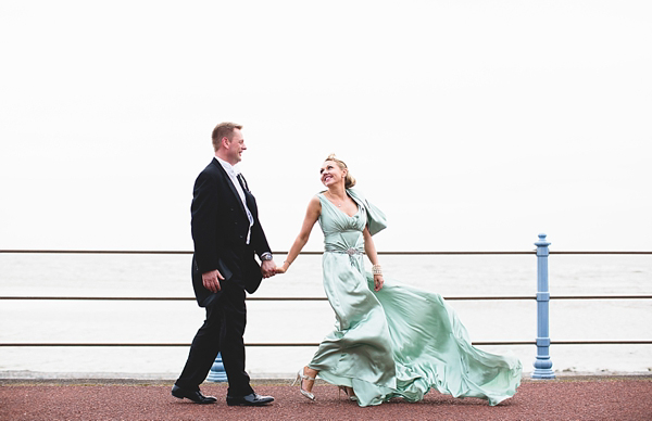 Dreams, Pearls And A Pale Green Gown – 1920s Art Deco Inspired Wedding At The Midland Hotel In Morecambe