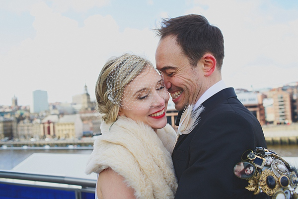 A Classic Hollywood Movie Inspired Wedding At Tyneside Cinema