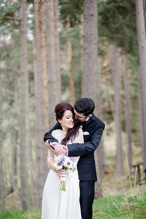 Hitched In The Highlands – A 1960s, Edwardian, And Whimsical Inspired Wedding