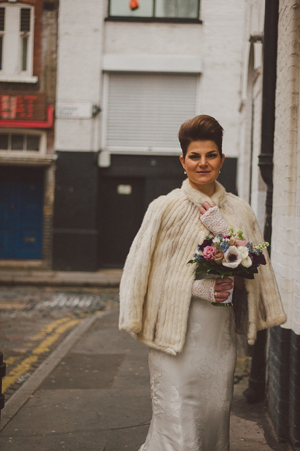 A Slice of Shoreditch Style ~ A Relaxed, Cool and Contemporary East London Wedding