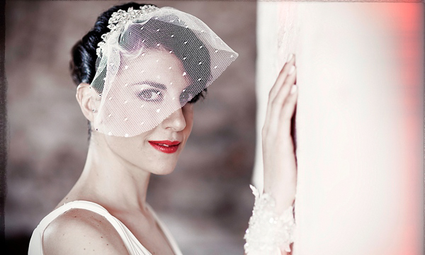 Nymphi ~ Distinctive Bridal Accessories with a Bohemian and Modern Vintage Feel