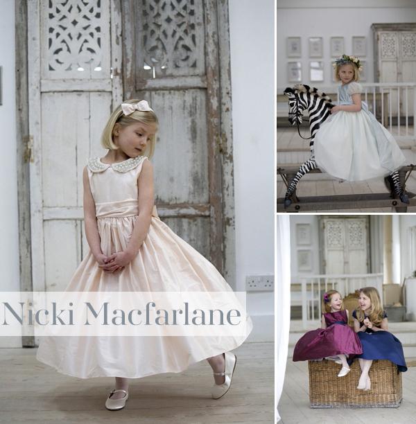 Bridal & Ready To Wear Sample Sale ∼ Nicki Macfarlane, Maids To Measure + Belle & Bunty