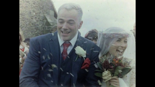 Beautiful Super 8 and 16mm Wedding Films by Cine Reportage