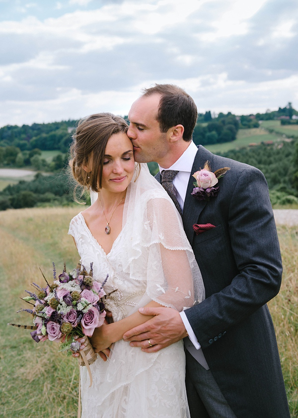 A Downton Abbey, Edwardian Garden Party Inspired Wedding